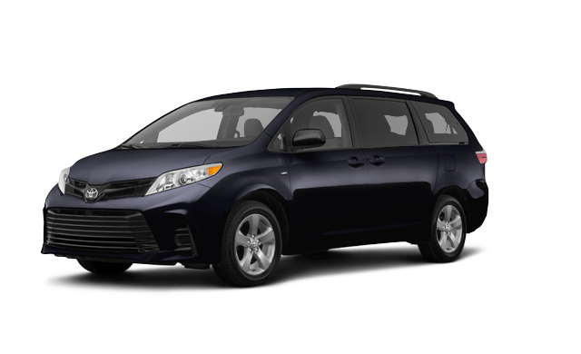 2018 Toyota SIENNA XLE AWD 7-PASS 8A