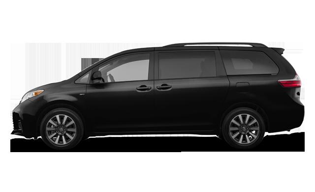 Toyota SIENNA XLE AWD 7-PASS 8A  2018