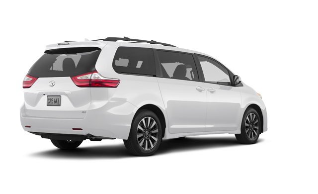 2018 Toyota Sienna XLE AWD
