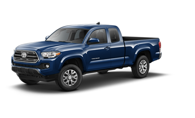 Tacoma Access Cab >> Duval Toyota The 2018 Tacoma 4x4 Access Cab 6a In Boucherville