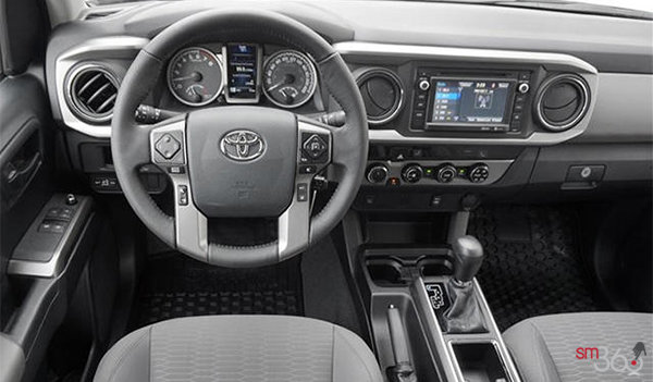 2019 Toyota TACOMA 4X4 DOUBLECAB V6 6A