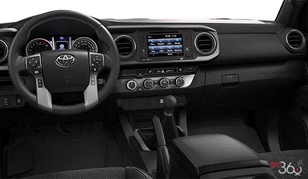 Toyota TACOMA 4X4 DOUBLECAB V6 6A  2019