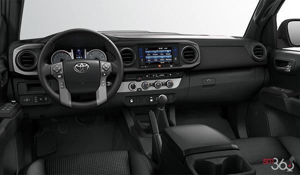 Toyota TACOMA DOUBLE CAB SR5  2019