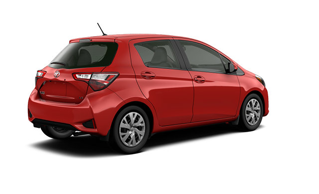 2018 Toyota Yaris Hatchback 5-DOOR LE