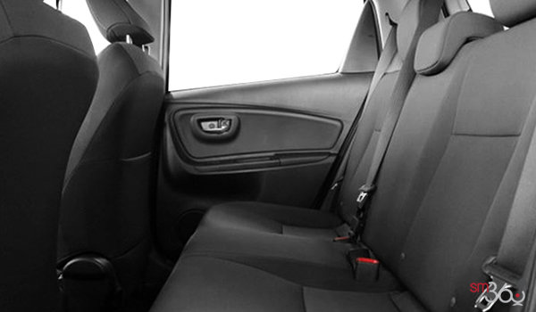 2018 Toyota YARIS HATCHBACK 5 PTES LE 4A