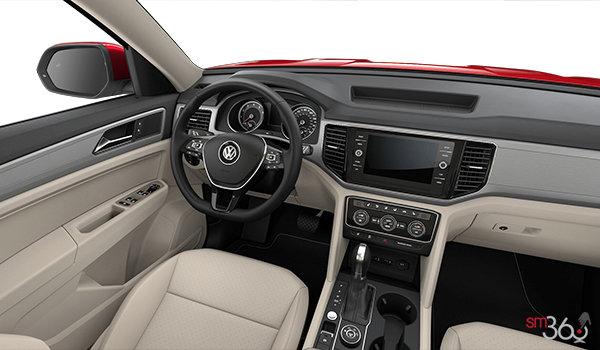 2018 Volkswagen Atlas COMFORTLINE - Starting at $41985.0   Volkswagen MidTown Toronto