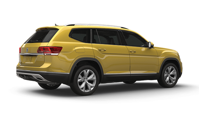 Volkswagen Atlas HIGHLINE 2018 - 2