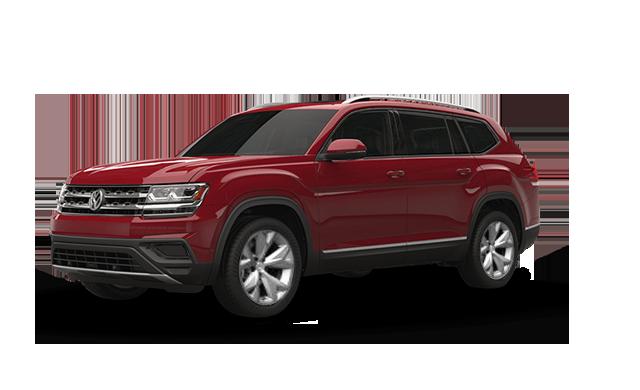 2018 Volkswagen Atlas Trendline Starting At 37485 0