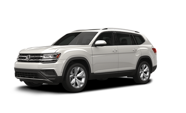 2018 Volkswagen Atlas TRENDLINE - Starting at $37485.0 | Volkswagen MidTown Toronto