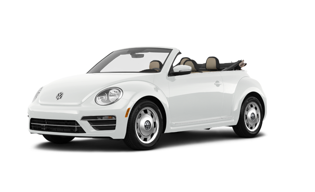 2018 Volkswagen Beetle Convertible COAST