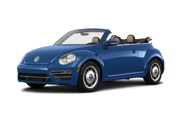2018 Volkswagen Beetle Convertible Coast 2.0T 6sp at w/Tip