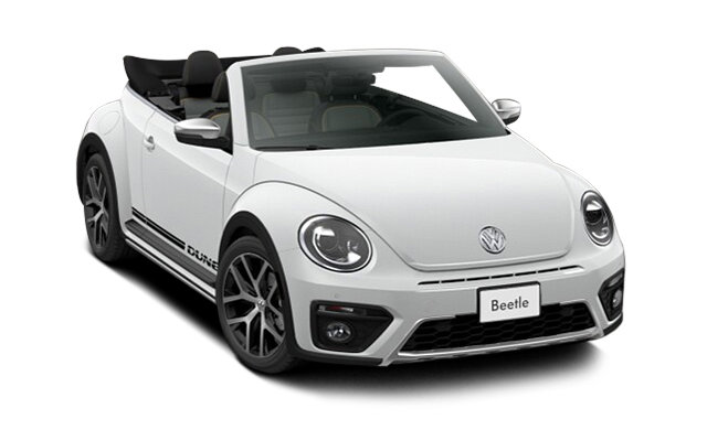 Volkswagen Beetle décapotable DUNE 2018 - 2