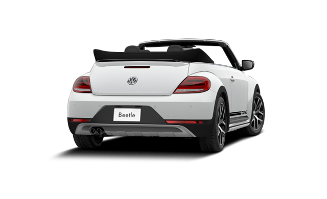2018 Volkswagen The Beetle Convertible