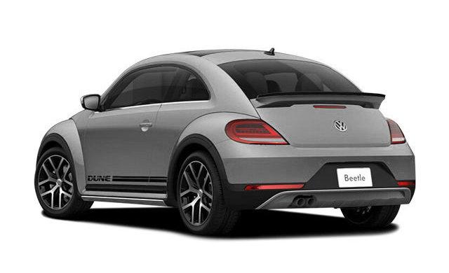 Volkswagen Beetle DUNE 2018 - 3