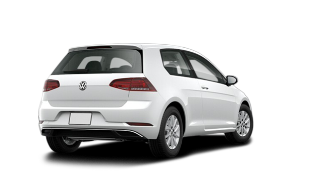 2018 Volkswagen Golf 3-door TRENDLINE
