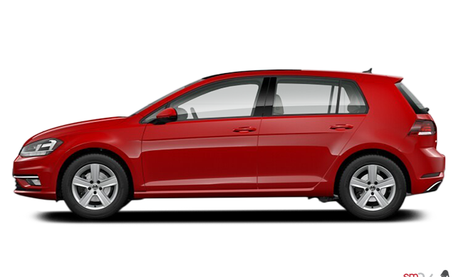 Volkswagen Golf 5-door COMFORTLINE 2018