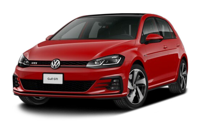 Volkswagen Golf GTI 5-door AUTOBAHN 2018 - 2