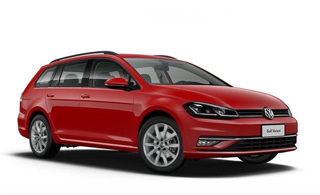 Volkswagen Golf SportWagen COMFORTLINE 2018 - 1