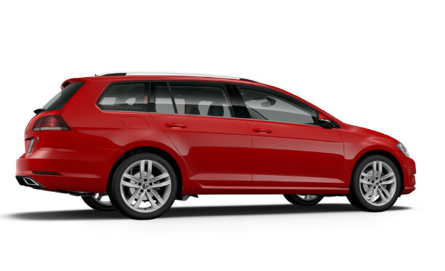 Volkswagen Golf SportWagen HIGHLINE 2018 - 2