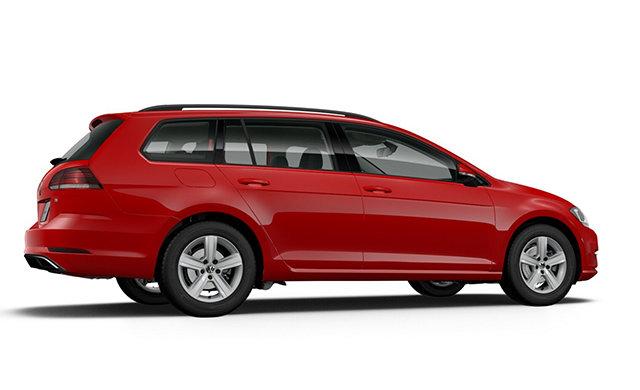 Volkswagen Golf SportWagen TRENDLINE 2018 - 2