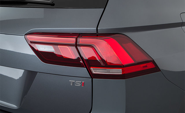 Volkswagen Tiguan COMFORTLINE 2018 - 1