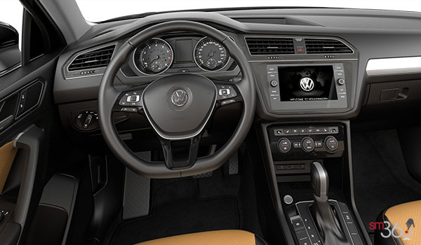 Best Value Used Suv >> 2018 Volkswagen Tiguan COMFORTLINE - Starting at $37020.0 | Volkswagen MidTown Toronto