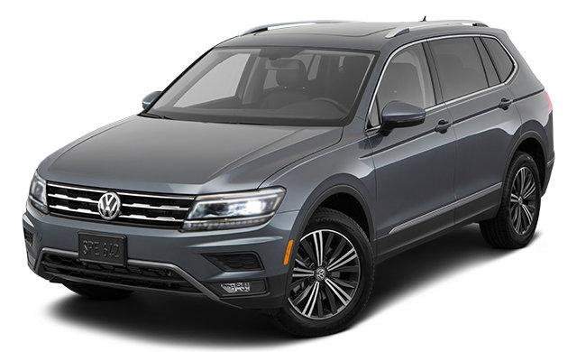 Volkswagen Tiguan HIGHLINE 2018 - 3