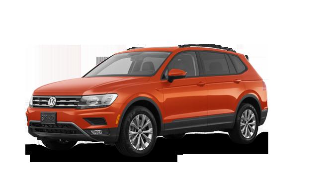 ... 2018 Volkswagen Tiguan TRENDLINE ...