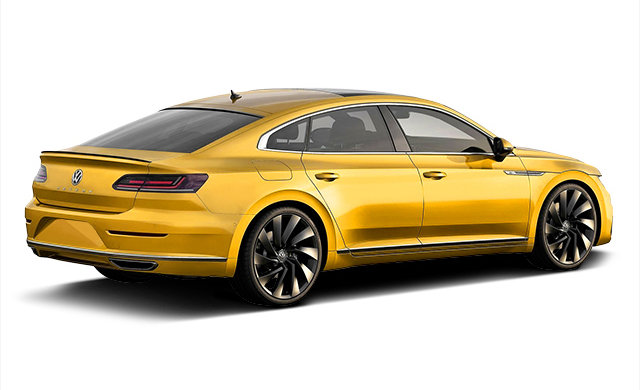 Volkswagen Arteon COMING SOON 2019 - 1