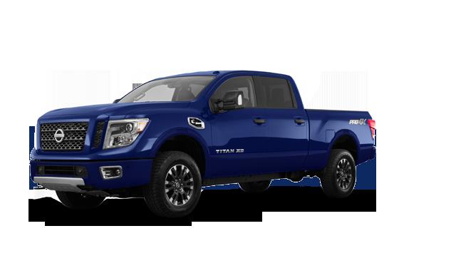 Lease Nissan Leaf >> 2018 Nissan Titan XD Diesel PRO-4X - from $70,493 | Jonker Nissan