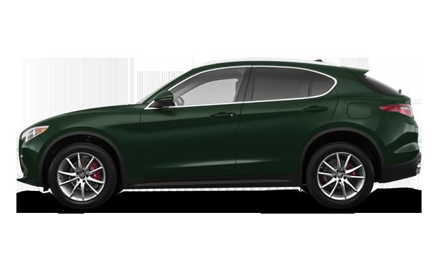 Alfa Romeo Stelvio TI LUSSO 2018