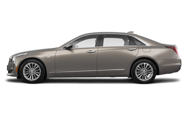 Cadillac CT6 Rechargeable BASE CT6 Rechargeable 2018