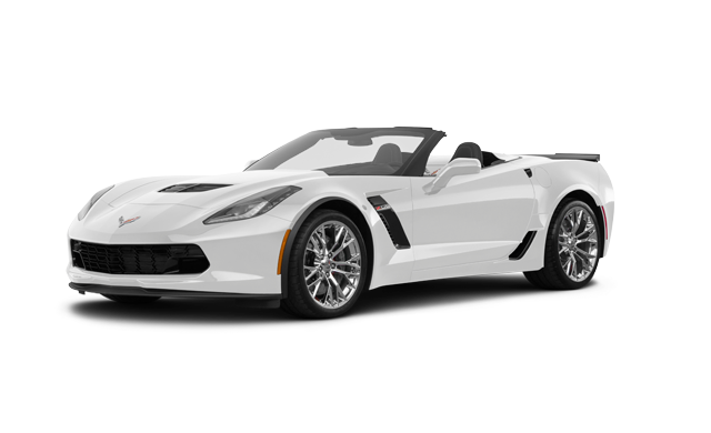 2018 Chevrolet Corvette Convertible Z06 2LZ