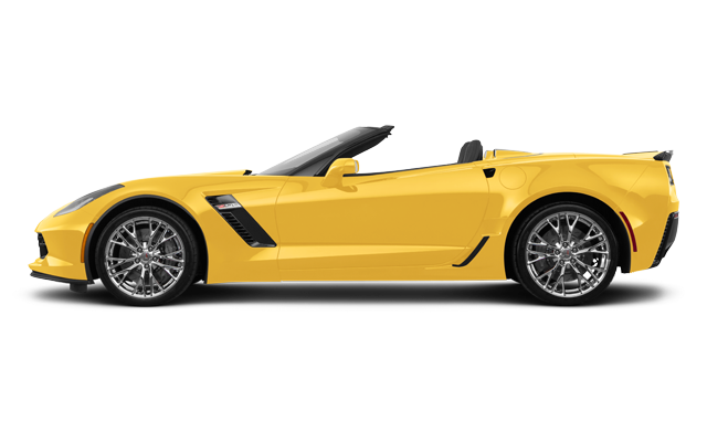 Chevrolet Corvette Convertible Z06 2LZ 2018