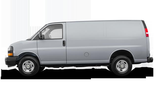 Chevrolet Express 3500 CARGO 2018