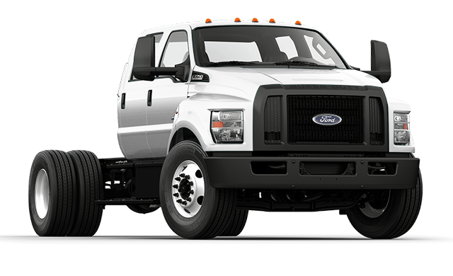 Ford Super Duty F-750 Straight Frame  2019