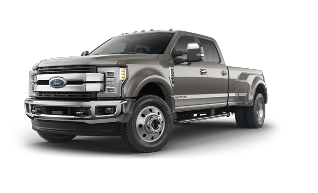 2018 Ford Super Duty F-450 KING RANCH