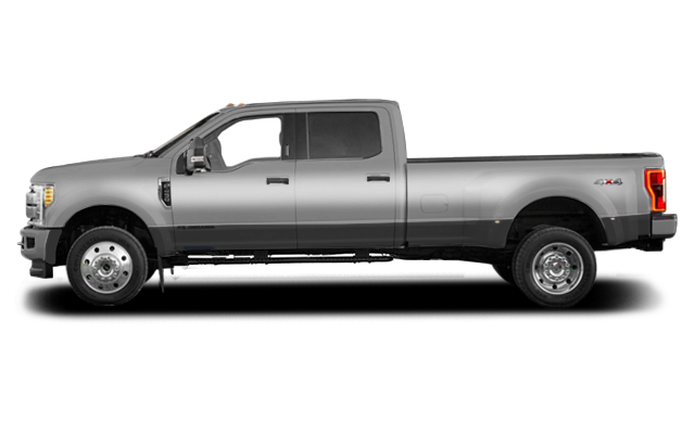 Ford Super Duty F-450 LARIAT 2018