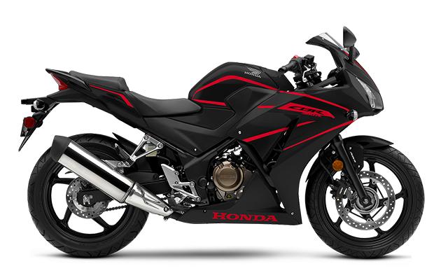 Honda CBR300R ABS 2018