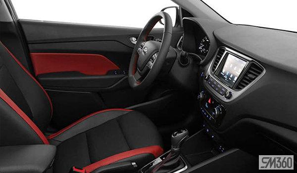 2018 Hyundai Accent 5 doors GLS