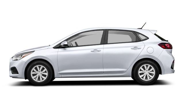 Hyundai Accent 5 doors L 2018