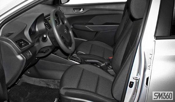 2018 Hyundai Accent 5 doors LE