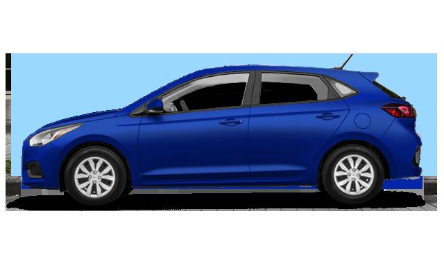 Hyundai Accent 5 doors LE 2018
