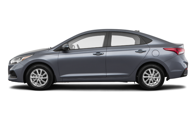 Hyundai Accent Sedan GL 2018