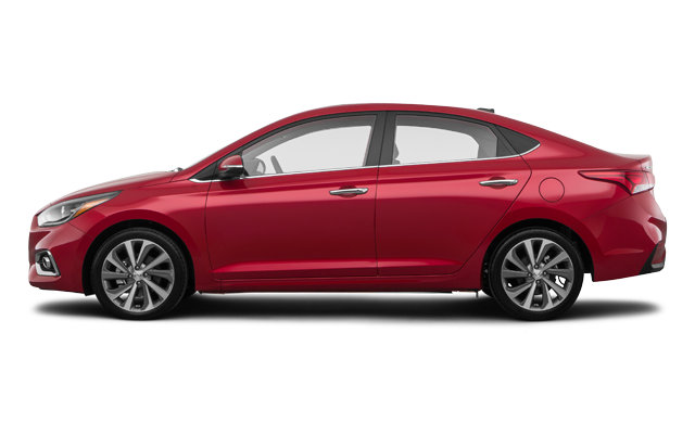 Hyundai Accent Sedan GLS 2018
