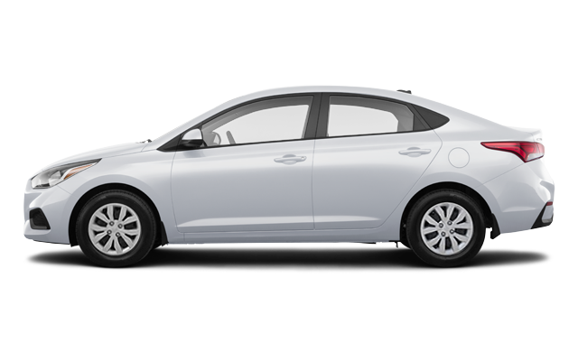 Hyundai Accent Sedan LE 2018