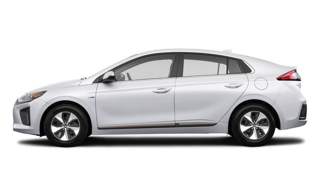 2018 Hyundai IONIQ electric LIMITED