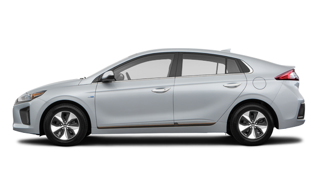Hyundai IONIQ electric LIMITED 2018