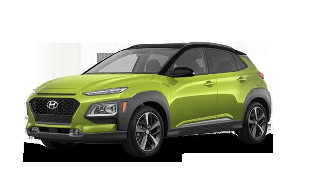 2018 Hyundai Kona 1.6T TREND