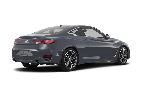 2018 INFINITI Q60 Coupe 2.0T PURE AWD
